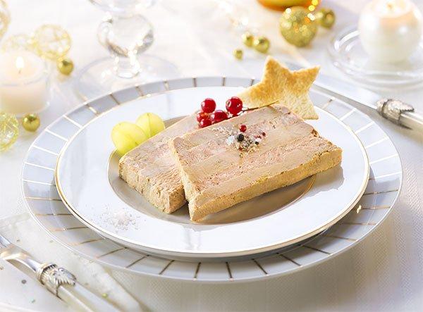 Foie gras breton