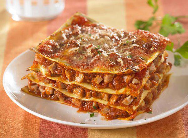 Les lasagnes de Pouldreuzic