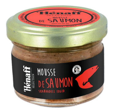 La Mousse de saumon