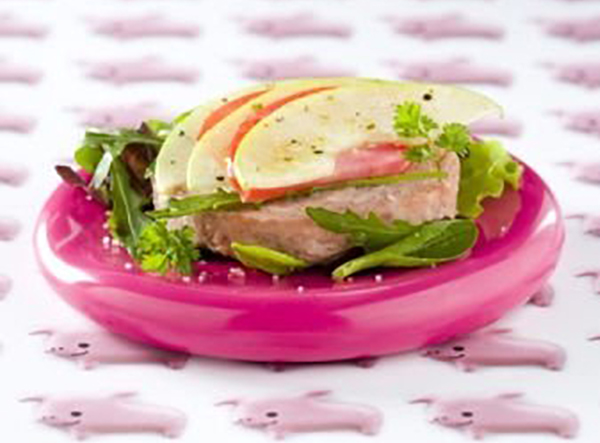Salade à Pouldreuzic
