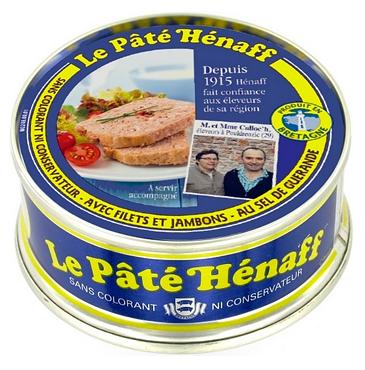 Henaff Pork Pâté