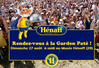 Garden Paté 2017 à Pouldreuzic