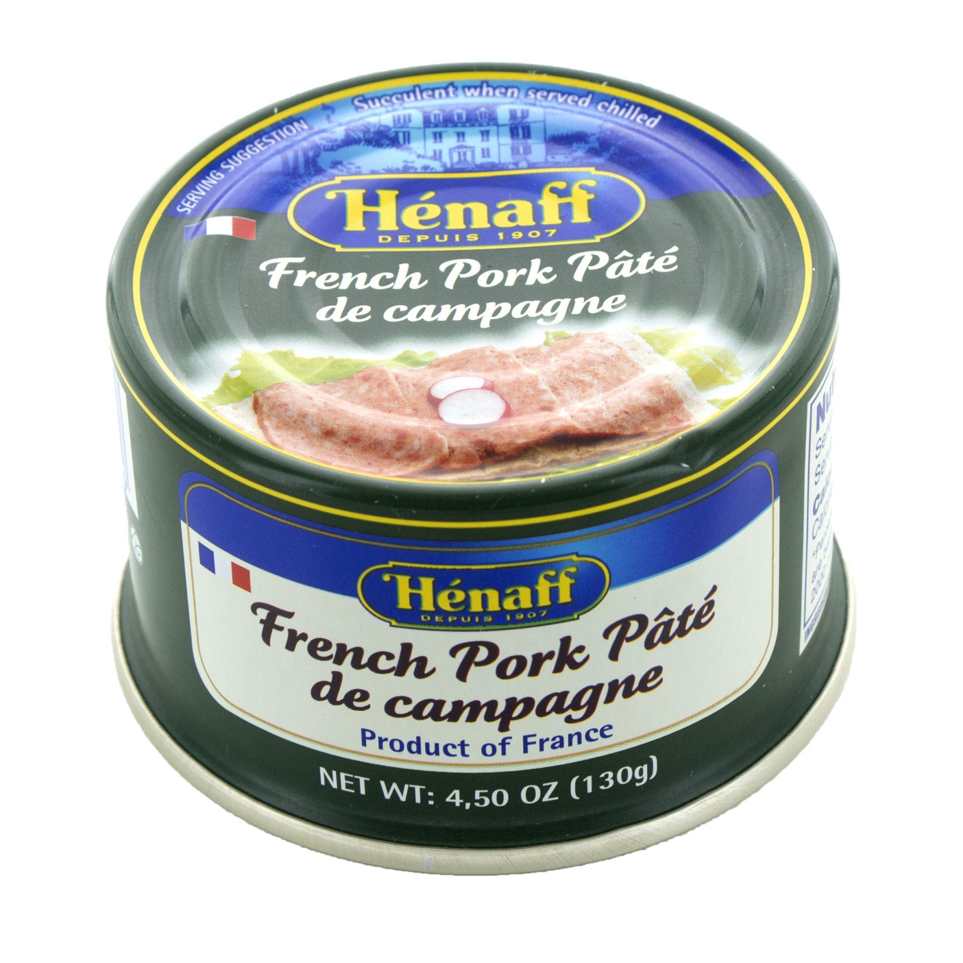 French Pork Pâté de campagne