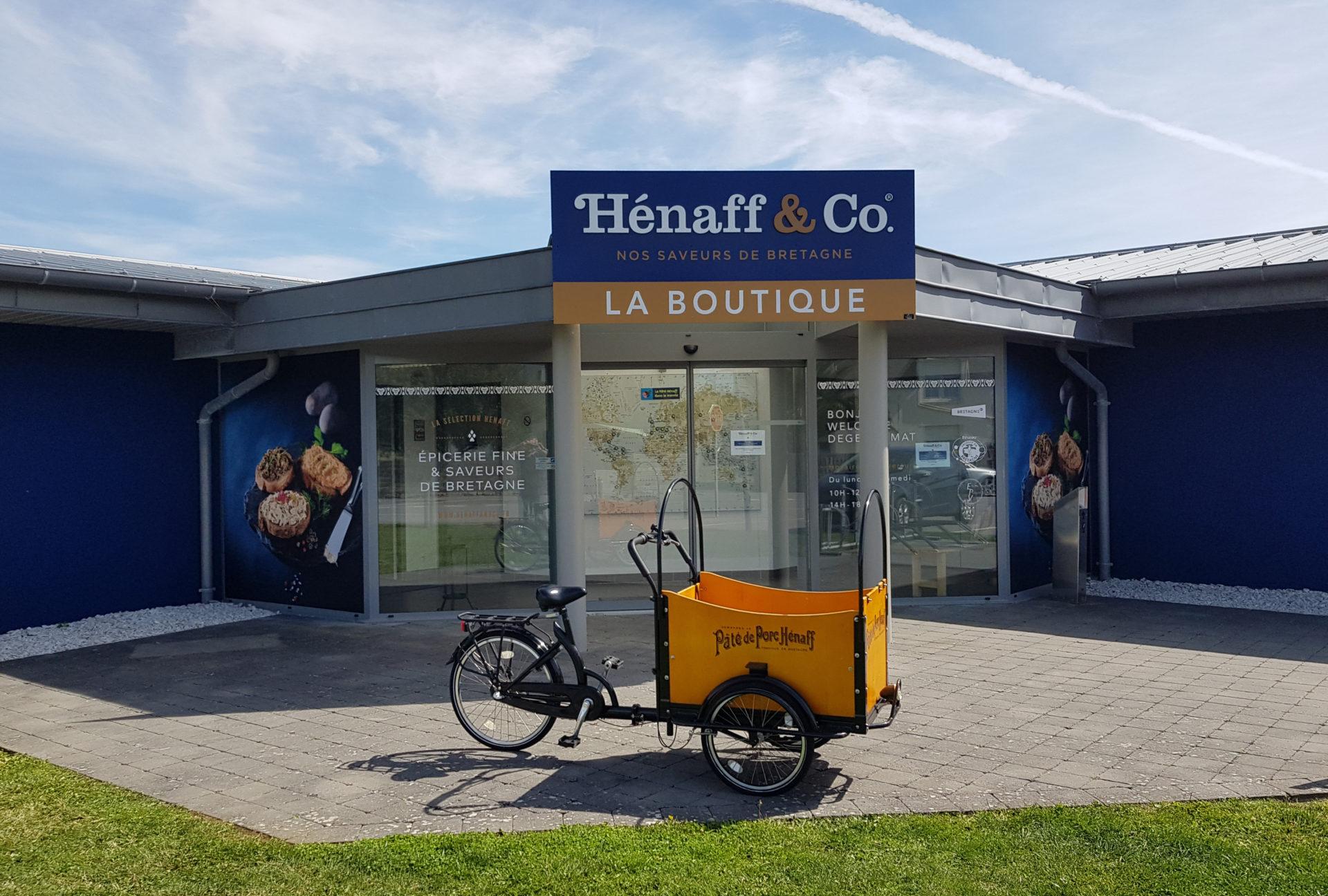 <strong>Boutique Hénaff & co</strong><br>pouldreuzic