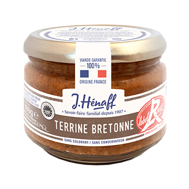 Terrine bretonne Label Rouge