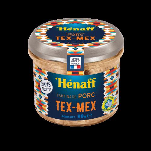 Tartinade Porc Tex Mex
