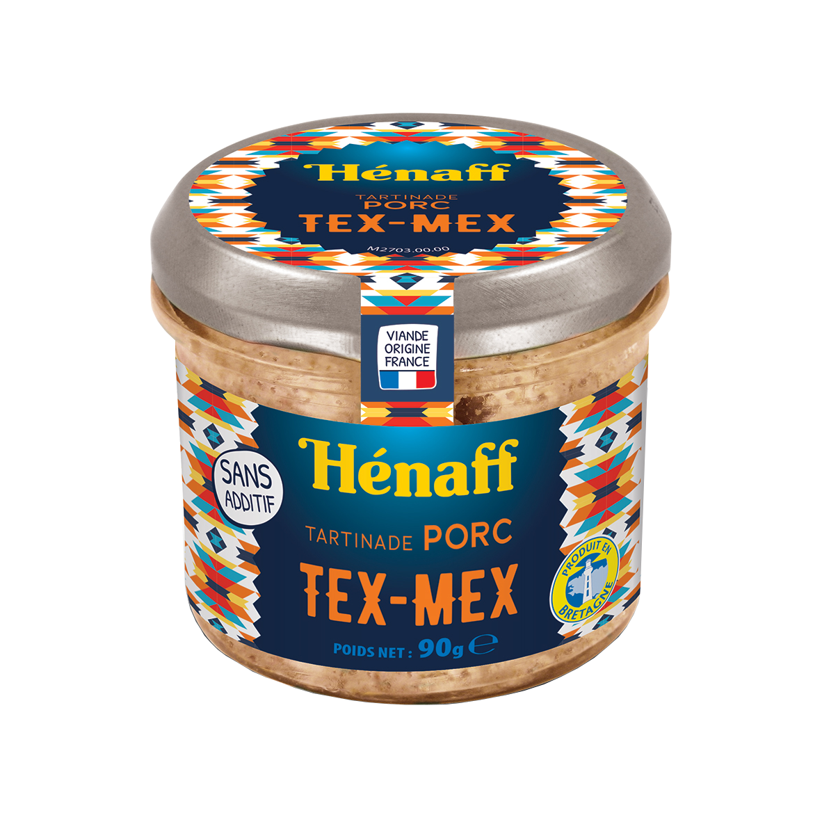 Tex Mex – Pork Spread
